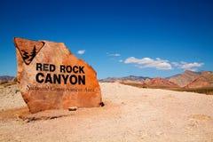 Red rock canyon royalty free stock photos