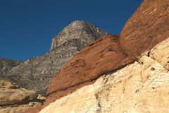 Red Rock Canyon HDR 1 Royalty Free Stock Photos