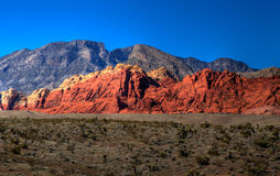 Red Rock Canyon HDR 2 Royalty Free Stock Images