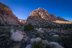 Red Rock Canyon 4 Stock Photos
