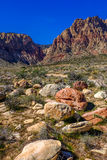 Red Rock Canyon. Just outside of Las vegas Stock Photography