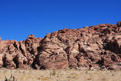 Red Rock Canyon in Las Vegas Royalty Free Stock Photos