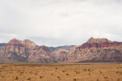 Red Rock Canyon, Las Vegas, Nevada Royalty Free Stock Photos