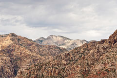 Red Rock Canyon, Las Vegas, Nevada Stock Photos