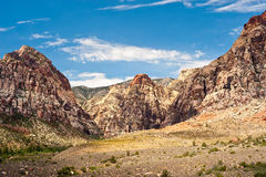 Red Rock Canyon, Las Vegas, Nevada Royalty Free Stock Images