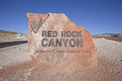 Red Rock Canyon National Conservation Area stock photos