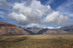 Red rock canyon national conservation area Stock Image