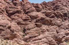 Red Rock Canyon National Conservation Area Stock Images