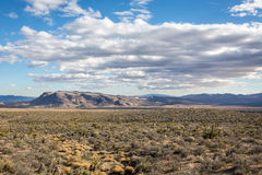 Red Rock Canyon National Conservation Area. In the nevada desert just outside of Las Vegas Royalty Free Stock Photography