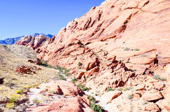 Red Rock Canyon National Park Stock Image