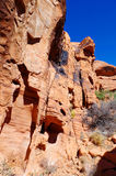 Red Rock Canyon National Park Stock Photography