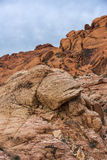 Red Rock Canyon. Red Rock Canyon near Las Vegas, Nevada Stock Images