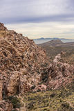 Red Rock Canyon. Stock Photography