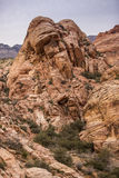 Red Rock Canyon. Red Rock Canyon near Las Vegas, Nevada Stock Photo