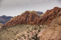 Red Rock Canyon. Red Rock Canyon near Las Vegas, Nevada Stock Image