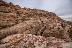 Red Rock Canyon. Red Rock Canyon near Las Vegas, Nevada Stock Photography