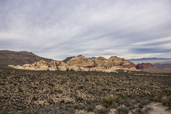 Red Rock Canyon. Red Rock Canyon near Las Vegas, Nevada Royalty Free Stock Photos