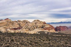 Red Rock Canyon. Stock Image
