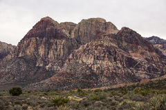 Red Rock Canyon. Royalty Free Stock Image