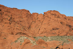 Red Rock Canyon, Nevada Royalty Free Stock Photography