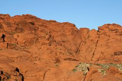 Red Rock Canyon Nevada Royalty Free Stock Photography