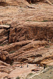 Red Rock Canyon, Nevada Royalty Free Stock Images