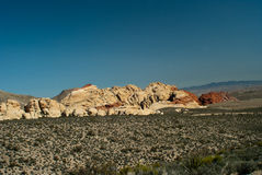Red Rock Canyon, Nevada Royalty Free Stock Photo