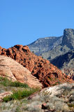 Red Rock Canyon Nevada Stock Photo