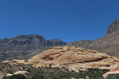 Red Rock Canyon, Nevada Royalty Free Stock Photos