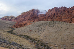 Red Rock canyon , Nevada. Royalty Free Stock Photo