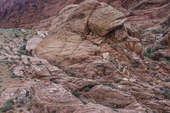 Red Rock canyon , Nevada. Stock Images