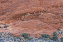 Red Rock canyon , Nevada. Royalty Free Stock Photography