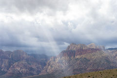 Red Rock canyon , Nevada. Stock Photography