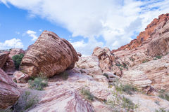 Red Rock canyon , Nevada. Stock Image