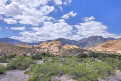 Red Rock Canyon, Nevada scenic landscape Stock Photos