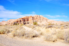 Red Rock Canyon State Park Royalty Free Stock Images