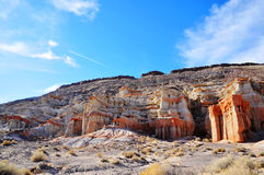 Red Rock Canyon State Park Stock Image