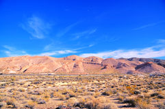 Red Rock Canyon State Park Royalty Free Stock Photo