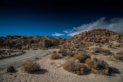 Red Rock Canyon State Park Stock Photography