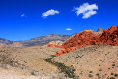 Red Rock Canyon, USA Royalty Free Stock Images