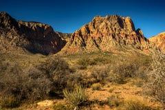 Red Rock Caynon, Nevada Stock Photos