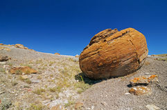 Red Rock Coulee Stock Image