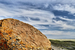 Red Rock Coulee Natural Area Stock Photography