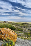 Red Rock Coulee Natural Area Royalty Free Stock Image