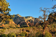 Red Rock Country  Royalty Free Stock Photos