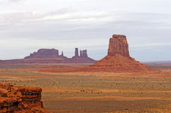 Red Rock Country Panorama Stock Photography