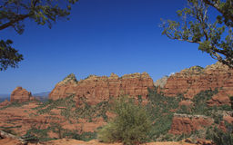 Red Rock Country Sedona Stock Photography