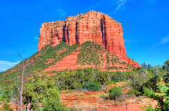 Red Rock Country Royalty Free Stock Photography