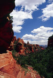 Red Rock County. Sedona Stock Photos