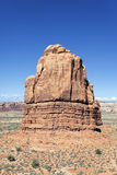 Red Rock formations Stock Photos